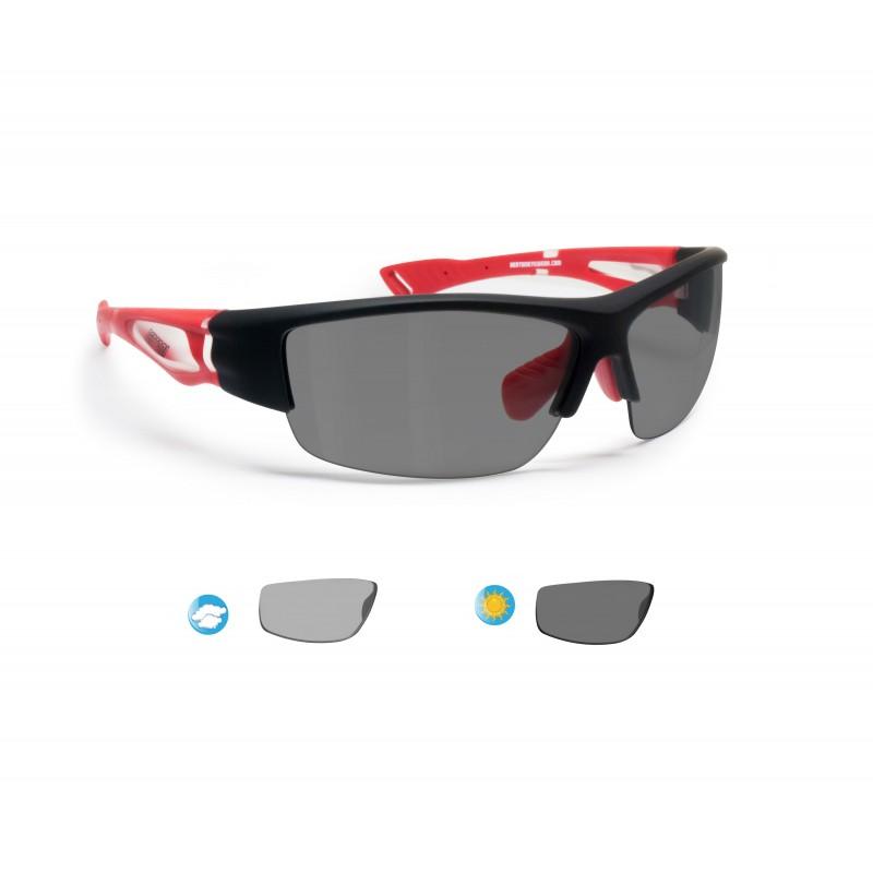 3d1b23dd9 Bertoni Gafas de Sol Deportivas Fotocromaticas para Hombre Mujer Deporte  Ciclismo Running Esqui MTB – mod. P1001FT. PRODUCTO: P1001FT Bertoni Italy  - Telar ...