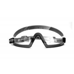 Maschera Antifog con Supporto Ottico AF79A - visione frontale - Bertoni Italy