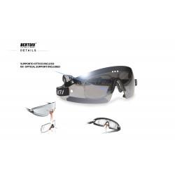 Maschera Antifog con Supporto Ottico AF79 - supporto ottico incluso - Bertoni Italy