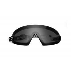 Maschera Antifog con Supporto Ottico AF79D - visione frontale Bertoni Italy