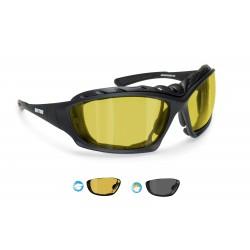 Photochromic Polarized Sport Sunglasses for Prescription Lenses P366FTA