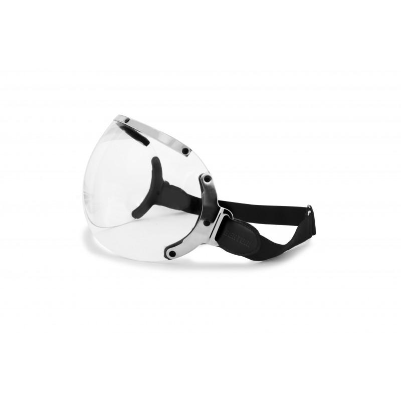 VISOR Jet helmet - Bertoni Italy