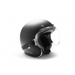 VISOR Jet helmet - with helmet - Bertoni Italy