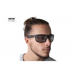 Photochromic Sunglasses ALIEN F03 -  fitting - Bertoni Italy