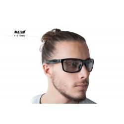Photochromic Sunglasses ALIEN F01 -  fitting - Bertoni Italy