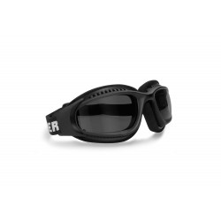 Motorcycle Goggles AF113A - Bertoni Italy