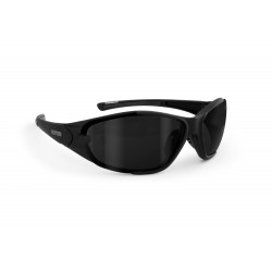 Antifog Interchangeable Lenses Sunglasses AF109A - Motorcycle, Cycling, Running, Ski, Shooting and Golf - Bertoni Italy