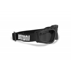 Multilens Goggles AF120B - for Motorcycle and Extreme Sports - Bertoni Italy