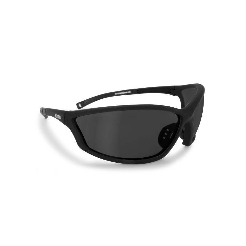 Antifog Sunglasses with Optical Insert AF100C - Motorcycle, Ski and Shooting - Bertoni Italy