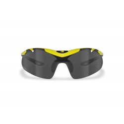 Occhiali Antiappannanti e Multilenti per Ciclismo, Sci, Golf e Running AF900Y - visione frontale - Bertoni Italy