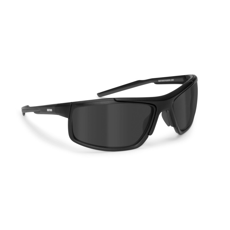 Polarized Sunglasses P180A for Cycling, Fishing, Watersports, Golf, Running, Ski and Free Fly - Bertoni Italy