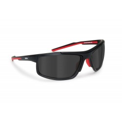 Polarized Sunglasses P180C for Cycling, Fishing, Watersports, Golf, Running, Ski and Free Fly - Bertoni Italy