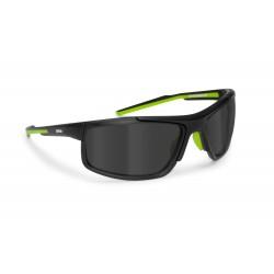 Occhiali Polarizzati P180M per Moto, Ciclismo, Sport Acquatici, Pesca, Volo, Golf, Running e Sci - Bertoni Italy