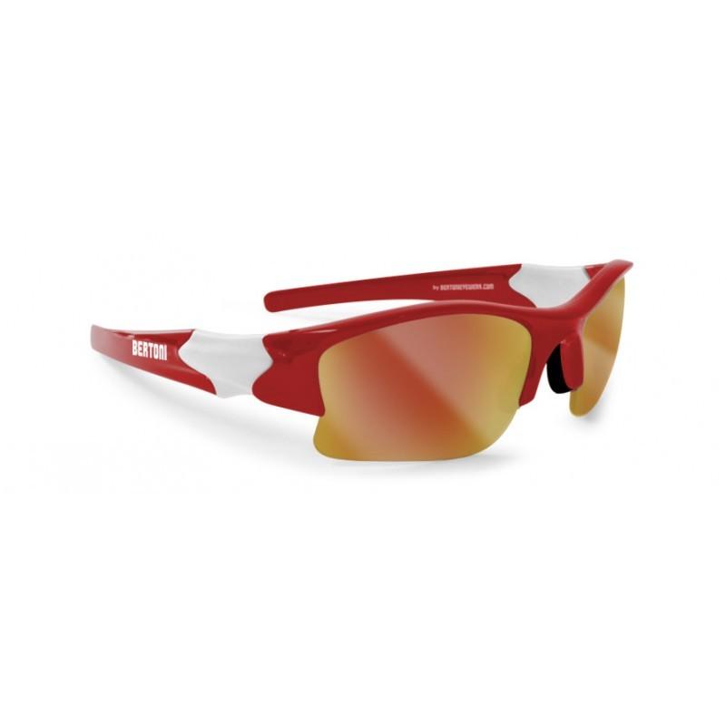 Interchangeable Multilens Sunglasses for Kids FTJC - Bertoni Italy