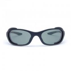 Occhiali Polarizzati Antiriflesso P123A per Moto, Sci, Trekking e Pesca - visione frontale - Bertoni Italy