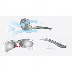 Occhiali Polarizzati Antiriflesso P123 per Moto, Sci, Trekking e Pesca - specifiche tecniche - Bertoni Italy