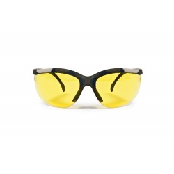 Multilenses Antifog Sunglasses AF159A - Shooting Range, Motorcycle and Ski - front view - Bertoni Italy