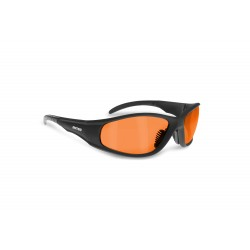 Antifog Sunglasses AF152D - Motorcycle Ski Shooting - Bertoni Italy