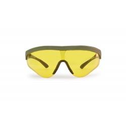 Occhiali Antiappannanti AF869 Tiro Sportivo Biathlon Poligono - visione frontale - Bertoni Italy