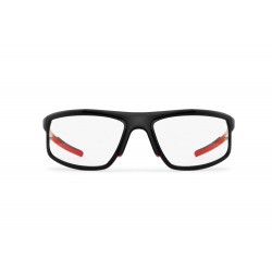 Photochromic Sunglasses F180C - Motorcycle Ski Cycling Golf Running Skydiving - front view - Bertoni taly