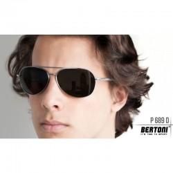 Occhiali Polarizzati P689D - Moto Pesca Sport Acquatici - fitting - Bertoni Italy