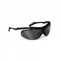 Multilenses Sunglasses D311A - Motorcycle Ski Cycling MTB Golf Skydiving - Bertoni Italy