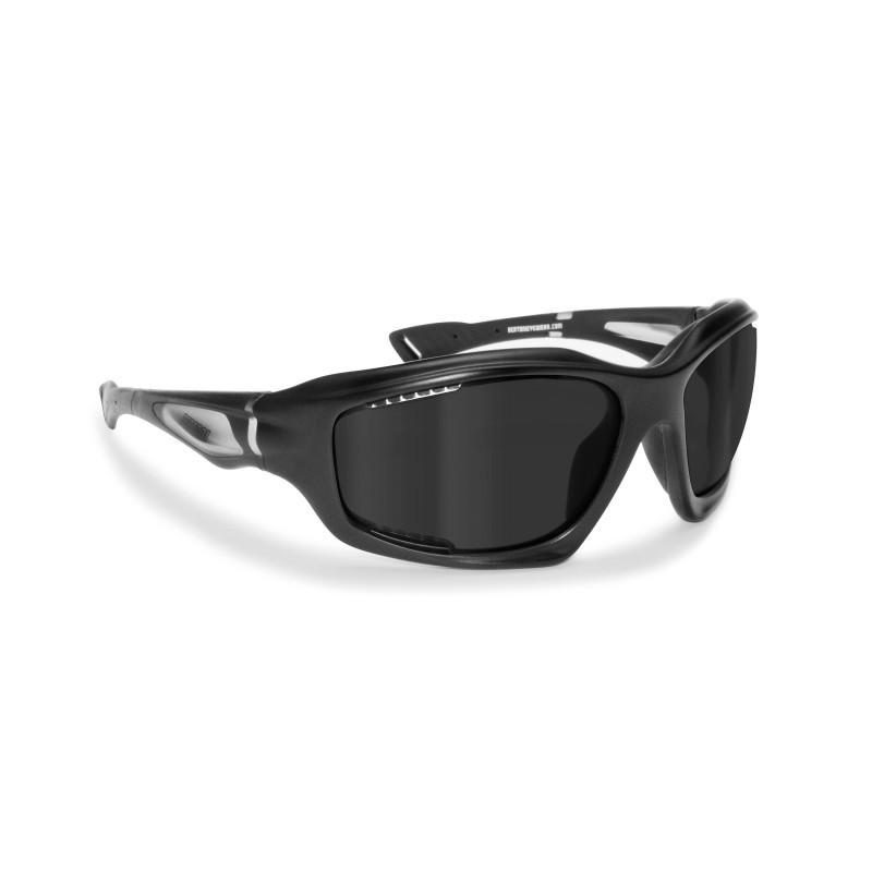 Polarized Sunglasses P1000A - Motorcycle Cycling Ski Fishing Watersports - Bertoni Italy