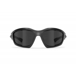 Polarized Sunglasses P1000A - Motorcycle Cycling Ski Fishing Watersports - front view - Bertoni Italy