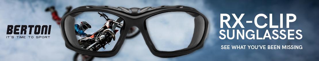 RX - Clip Sunglasses