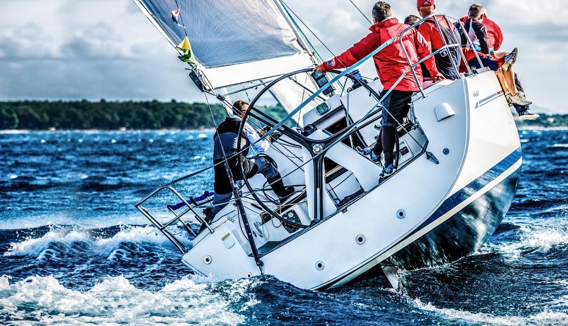 Lunettes de Sport Nautiques pour Kitesurf, Jet ski, Voilier et Hors-Bord